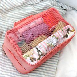 트래블 클로즈 백 파리 travel clothes bag