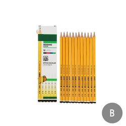 Pencils(일반용) 12pcs 2005 B1 set