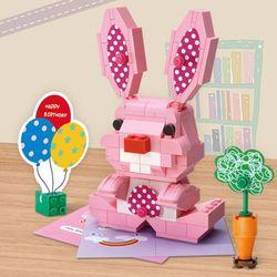 블록&페이퍼3426 Rabbit