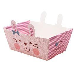 애니멀트레이(비닐타이세트) - 토끼