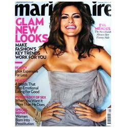 [영국]Marie claire(UK) (정기간행물)년12회-패션/트렌드