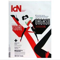 [홍콩]IDN(정기간행물)년6회-편집디자인