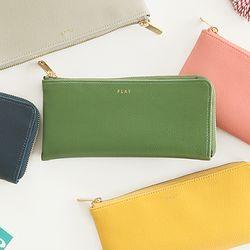 FLAT wallet - L 5color