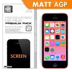 [프로텍트엠PROTECTM] 아이폰5c iPhone5c 레볼루션HD 최고급 지문방지 액정보호필름