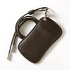 뉴잉고-Classic PEANUTS Card Purse(Dark Brown)