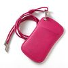 뉴잉고-Classic PEANUTS Card Purse(Hot Pink)