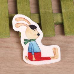펠트와펜 토끼