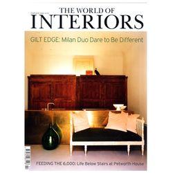 [영국]The World of Interiors(정기간행물)년12회-홈/가구/인테리어