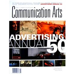 [미국]Communication Arts (정기간행물)년6회-편집 / 타이포그래픽