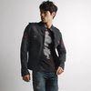 그린바나나 Denim black jacket