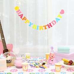 소니엔젤 가랜드-Happy Birthday(생일)