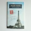 [만년] 다이어리노트-Paris Eiffel