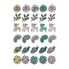 PP NAIL TATTOOS - VINTAGE (2sheets)