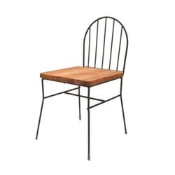 포카치아 우드 의자