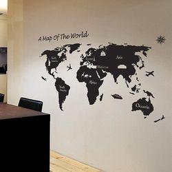 [무료배송+GIFT] 세계지도 World Map