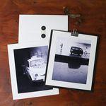 8x10 PHOTO FRAME  (WHITE)