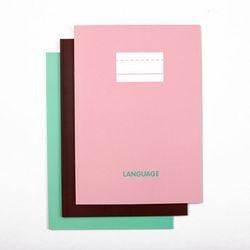Language note SET (3EA)
