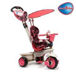 SMART TRIKE 스마트 트라이크 드림 크루즈 핑크 ST8000200  럭셔리 세발자전거