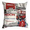 유럽여행 런던 거리의 오후 쿠션 50-50