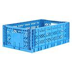 폴딩박스 L blue_Passive Lock 22cm