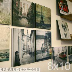 nono프레임 사진액자 (8x10)