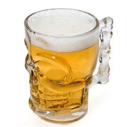 stal Skull beer(해골 맥주잔) 500cc