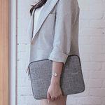 바투카 오슬로[그레이] 노트북 파우치 [15.6인치]