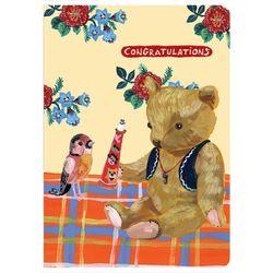 나탈리레테 축하카드 테디베어