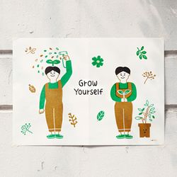 YOUR POSTER - grow