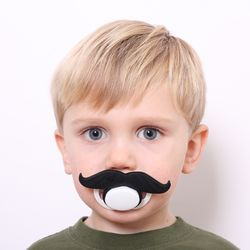 [리퍼] Bottle Mustache kit - 실리콘 수염 키트