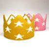 [Baby Crown] 베이비크라운 아기 니트 왕관 모자 - 제우스