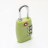 TSA 3다이얼 안전자물쇠 - 그린