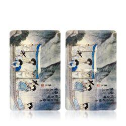 제이메타(JMETA) C3 민화 카드형USB No.06 [4GB]