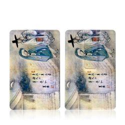 제이메타(JMETA) C3 민화 카드형USB No.11 [4GB]