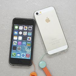 jelly clear case - iPhone5
