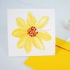 꽃 카드 Congratulation