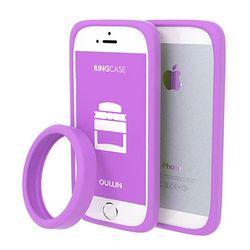 어울린 링케이스 for iPhone 5. 5s 아프리칸 바이올렛