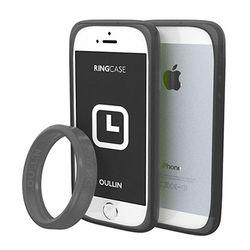어울린 링케이스 for iPhone 5. 5s 그라파이트