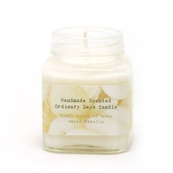 [ordinary days candle] 01 funny honey of mine