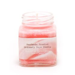 [ordinary days candle] 04 memory of first kiss