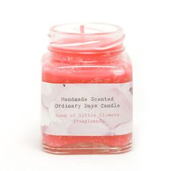 [ordinary days candle] 05 song of little flowers