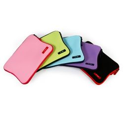 10.2인치 태블릿 넷북 수납용 컬러 파우치 K10 (핑크)