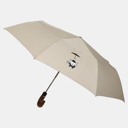 춤추는 우산(3단자동) GRAY