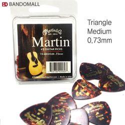마틴 marin 셀룰로이드피크 트라이앵글0.73mm(12개)