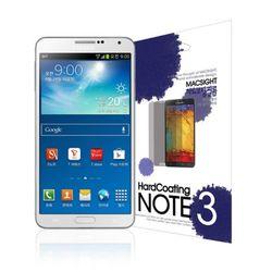 맥사이트 갤럭시노트3 하드코팅필름 Galaxy note3