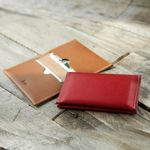 3120 Slim Bifold Card Wallet Buttero