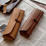 Cross Folding Pencil Case - Deluxe
