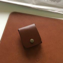 Coin purse mini 천연가죽 꼬마 동전지갑