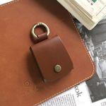 Coin purse mini 천연가죽 꼬마 동전지갑(잠금링포함)