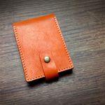Card Purse Multi Pocket-N20 [Kansas Carrot]